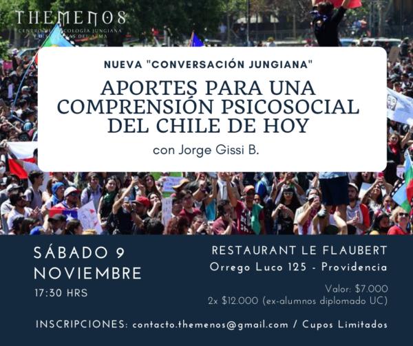 """""""Aportes para una comprensión social del Chile de Hoy"""""""