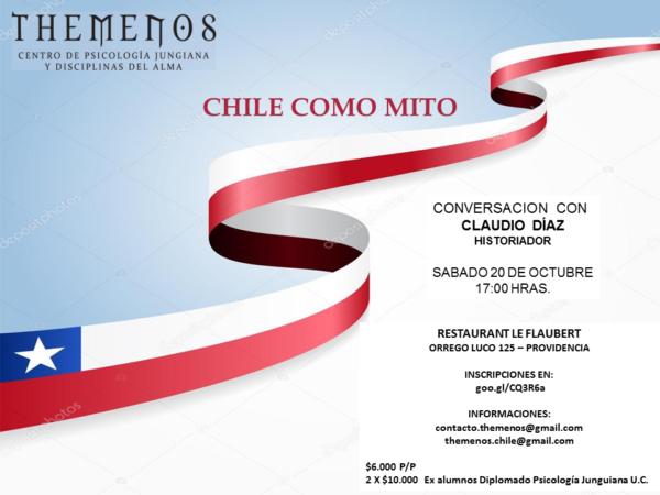 """""""Chile como Mito"""""""