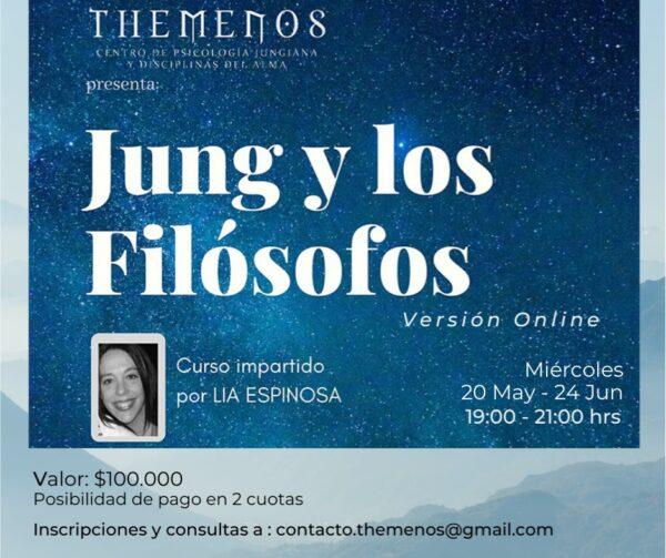 """""""Jung y los Filósofos"""""""