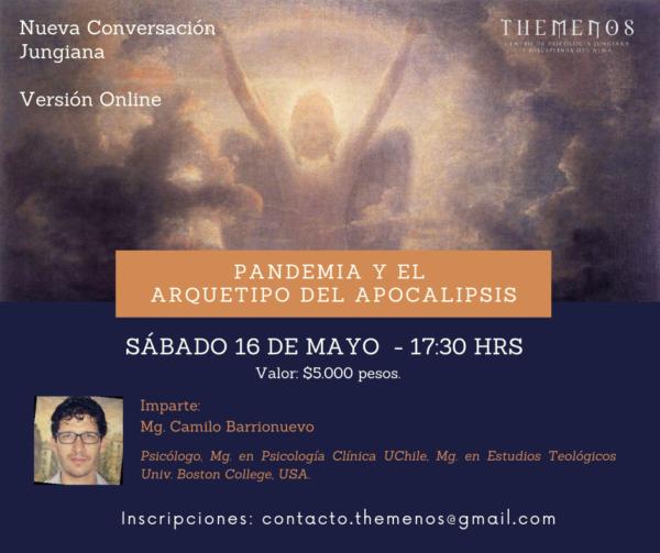 """""""Pandemia y Arquetipo del Apocalipsis"""""""