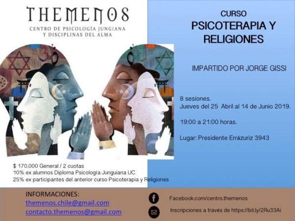 """""""Psicoterapia y Religiones"""""""